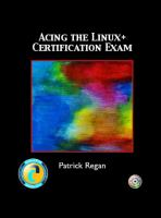 Cover image for Acing the Linux+ certification exam
