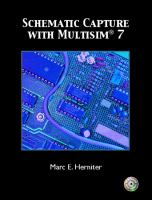 Cover image for Schematic capture with Multisim 7