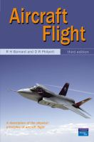 Cover image for Aircraft flight : a description of the physical principles of aircraft flight