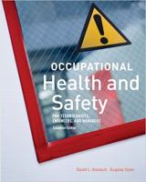 Cover image for Occupational health and safety :  for technologists, engineers and managers