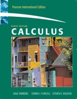 Cover image for Calculus