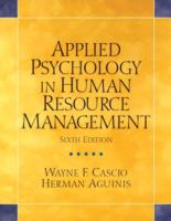 Cover image for Applied psychology in human resource management