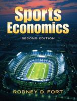 Cover image for Sports economics