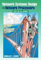 Cover image for Network systems design : using network processors : Intel IXP 2xxx version