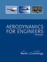 Cover image for Aerodynamics for engineers