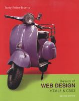 Cover image for Basics of web design : HTML5 & CSS3
