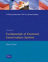 Cover image for Fundamentals of electronic communications systems