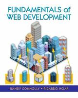Cover image for Fundamentals of web development