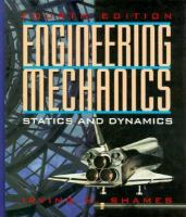 Cover image for Engineering mechanics : statics and dynamics