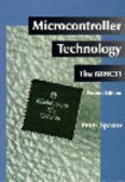 Cover image for Microcontroller technology : the 68HC11