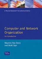 Cover image for Computer and network organisation : an introduction
