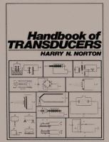 Cover image for Handbook of transducers