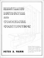 Cover image for Illustrated residential and commercial construction