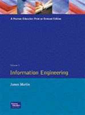 Cover image for Information engineering : a trilogy