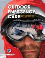 Cover image for Outdoor emergency care