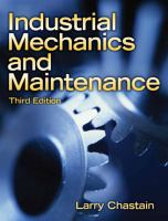 Cover image for Industrial mechanics and maintenance