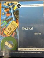 Cover image for Electrical level one : annotated instructor's guide