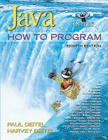 Cover image for Java how to program