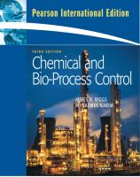 Cover image for Chemical and bio-process control