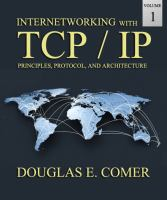 Cover image for Internetworking with TCP/IP