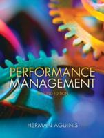 Cover image for Performance management