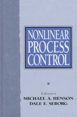 Cover image for Nonlinear process control