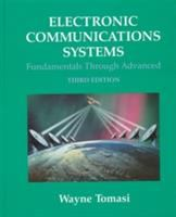 Cover image for Electronic communications systems : fundamentals through advanced