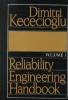 Cover image for Reliability engineering handbook
