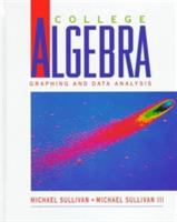 Cover image for College algebra : graphing and data analysis