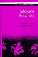 Cover image for Siloxane polymers