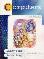 Cover image for Computers : brief edition