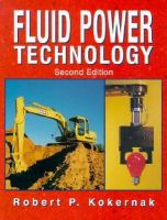 Cover image for Fluid power technology