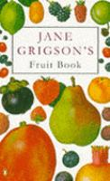 Cover image for Jane Grigson's fruit book
