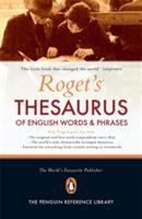 Cover image for Roget's thesaurus of English words and phrases