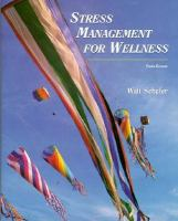 Cover image for Stress management for wellness