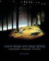 Cover image for Scene design and stage lighting