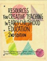 Cover image for Resources for creative teaching in early childhood education