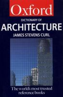 Cover image for A dictionary of architecture