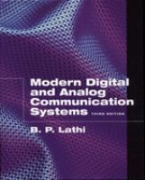 Cover image for Modern digital and analog communication systems