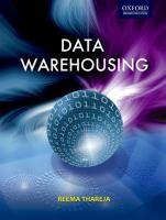 Cover image for Data warehousing