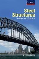 Cover image for Steel structures : design and practice