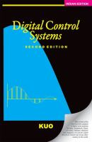 Cover image for Digital control systems