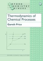 Cover image for Thermodynamics of chemical processes