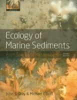 Cover image for The ecology of marine sediments : from science to management