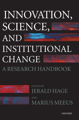Cover image for Innovation, science, and institutional change