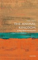 Cover image for The animal kingdom : a very short introduction
