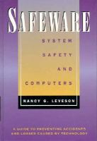 Cover image for SafeWare : system safety and computers