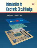 Cover image for Introduction to electronic circuit design