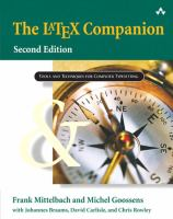 Cover image for The LaTeX companion