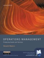 Cover image for Operations manegement : producing goods and services
